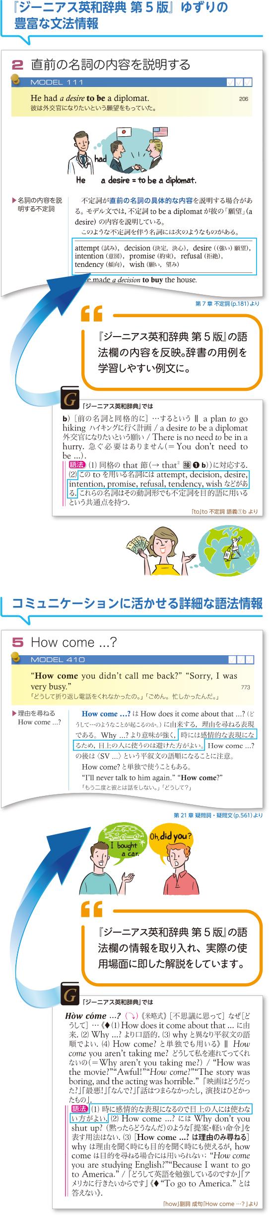 する 英語 充実